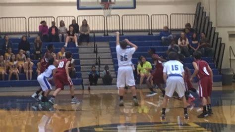 whitmire high school boys junior varsity basketball falls