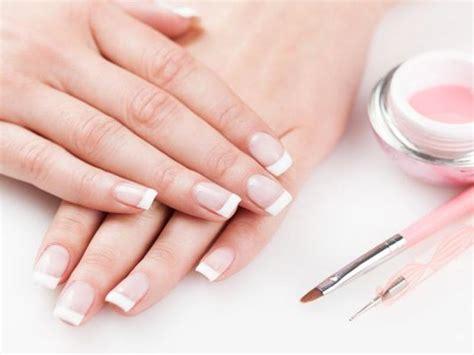 francuski manicure  sposoby paznokcie polkipl