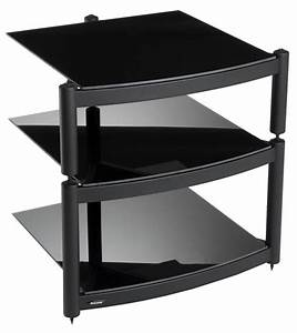 Hifi Tv Rack : equinox black 3 shelf r s hifi stand ~ Michelbontemps.com Haus und Dekorationen