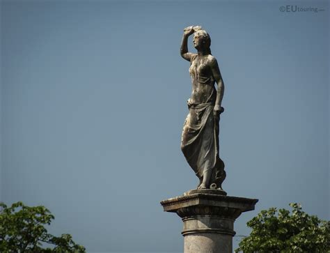 Photos Of Venus Goddess Of Love Statue In Luxembourg