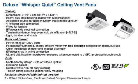 bathroom ventilation  cost ceiling exhaust fans