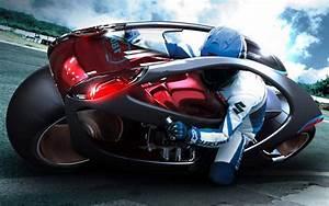 Mc Concept : hyundai concept motorcycle stretches and blows your mind custom motorcycles classic ~ Gottalentnigeria.com Avis de Voitures