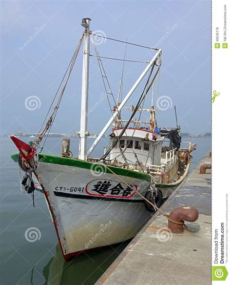 Fishing Boat Docks by Local Fishing Boat Docks At Port Editorial Photo Image
