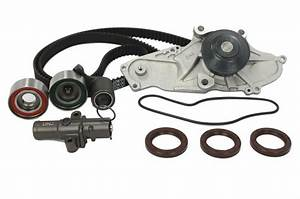 Saturn Vue Timing Belt Kit With Water Pump Fits 2004 To 2007 With 3 5 Liter V6