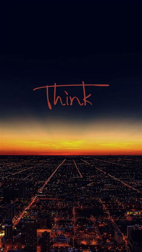 Background Tink Think Wallpaper 1080x1920