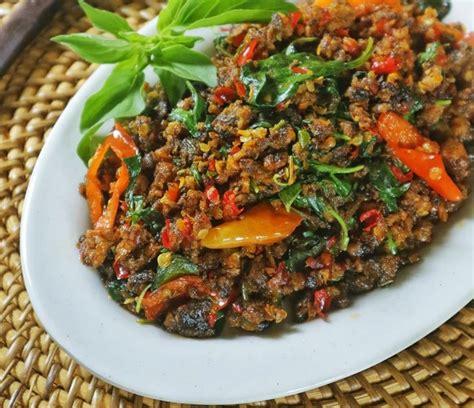 Resep nasi timbel ikan goreng khas sunda. Resep Sambal Oncom Khas Sunda