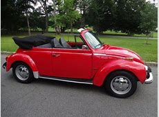 Find used 1973 vw beetle convertible in Clifton, New