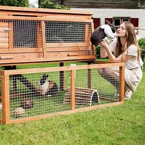 Construire Enclos Pour Chats : fabriquer un enclos pour lapin interieur comment construire un enclos pour lapin ~ Melissatoandfro.com Idées de Décoration