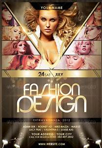 the best flyer designs free and premium With fashion flyers templates for free