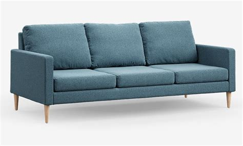 Pictures Of Loveseats by The Modern Sofa By Caign Lifetime Warranty Free