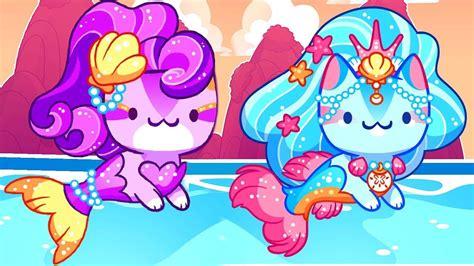 Mermaid Vip Floor Cat Game Collector Youtube