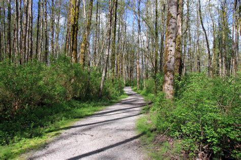 brae island tavistock point fort langley vancouver trails