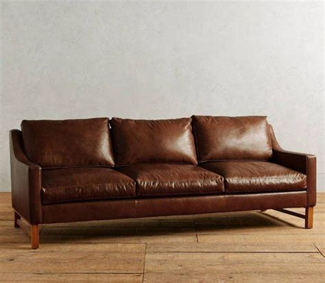 Apartment Therapy Leather Sofa by 11 Stylish Modern Leather Sofas Shopping Guides