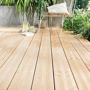 Bodenbelag Terrasse Holz : caillebotis bois pour le sol de votre balcon et terrasse ~ Whattoseeinmadrid.com Haus und Dekorationen