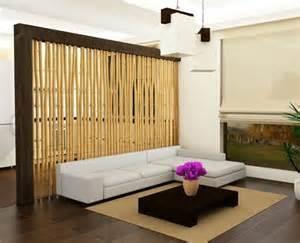 schlafzimmer bambus wohnzimmer gestalten bambus wand freshouse