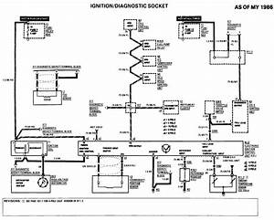 Wiring Diagram 1988 560 A C