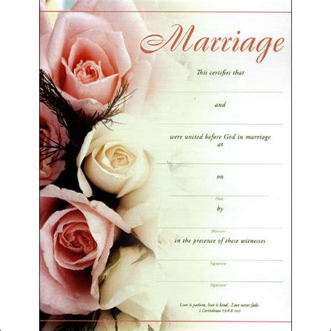 102 U2680, Marriage Certificates,