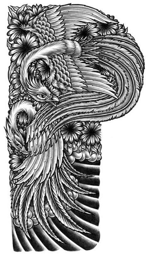 Tattoo design - The Phoenix | IdeaTattoo