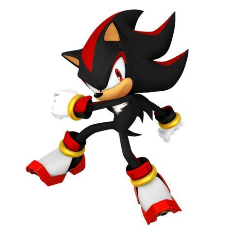 Sonic The Hedgehog Hd Wallpaper Shadow The Hedgehog Legacy Render By Nibroc Rock On Deviantart