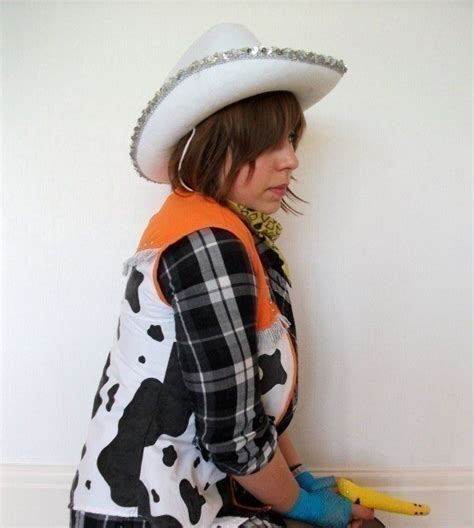 space cowgirl costume  full costume decorating