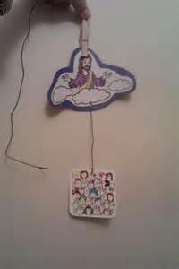 Jesus Ascends to Heaven Sunday School Craft