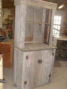 barnwood cabinet by okwoodshop lumberjockscom With barnwood crafts for sale