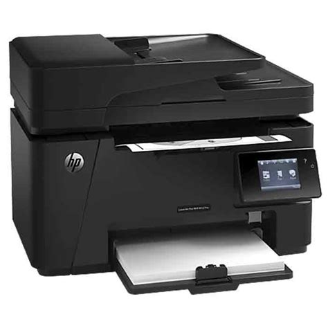 Thanks to its compact shape, you don't need to worry about space. HP LaserJet Pro MFP M127fw CZ183A | All-in-One HP Laserjet Printer | HP Multifunction Printer ...