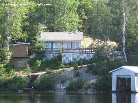 chalet 224 louer saguenay lac st jean b 233 gin chalet au bord de l eau id 3665