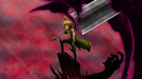 Seven Deadly Sins Wallpaper Anime - 2048x1152 wallpaper meliodas the seven deadly