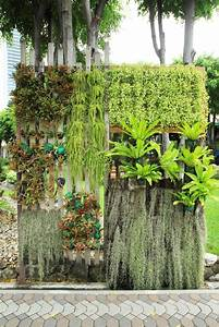 Hängende Pflanzen Für Draußen : h ngende g rten pflanzen vertikal anbauen ~ Sanjose-hotels-ca.com Haus und Dekorationen