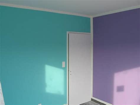 chambre bleu violet article couleur association bleue et violet