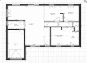avis sur mon plan 95 m2 plein pied 84 messages page 4 With forum plan de maison 2 piscine ronde 45 m