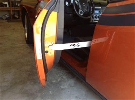 mopar car show door hood  trunk props