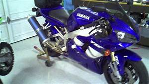 2000 Yamaha Yzf-r1 Engine Rebuild - Final Part