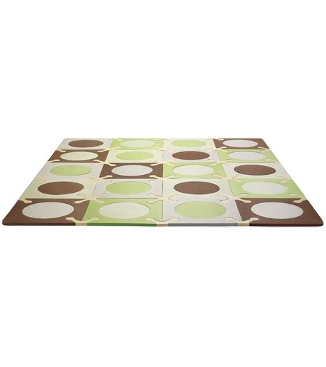 skip hop foam tiles toxic skip hop playspot interlocking foam tiles in green brown