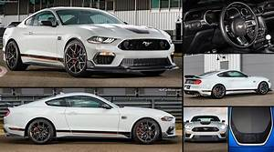 Ford Mustang Mach 1 (2021) - pictures, information & specs