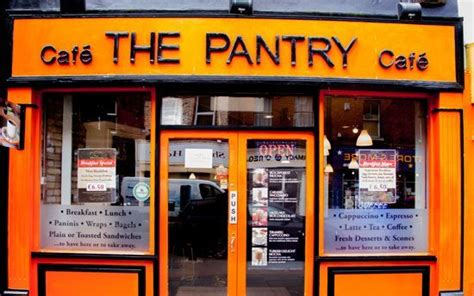 The Pantry Cafe Menu The Pantry Restaurant In City Centre Menu Bookings