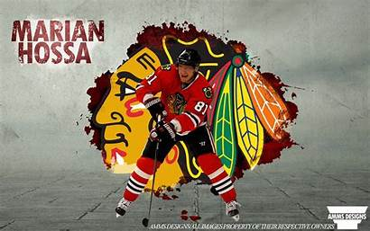 Blackhawks Chicago Wallpapers Background Desktop Blackhawk Nhl
