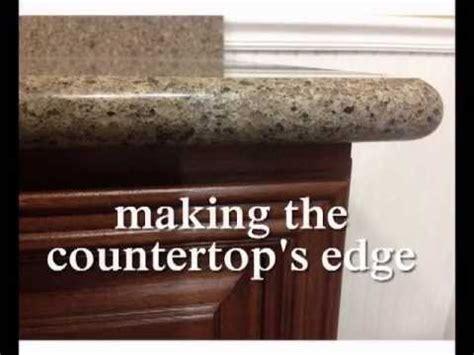 bullnose edge on granite countertops