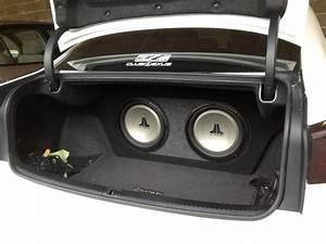 Jl Autos : ca fs 2 jl 12w1v2 sub trunk set up clublexus lexus forum discussion ~ Gottalentnigeria.com Avis de Voitures