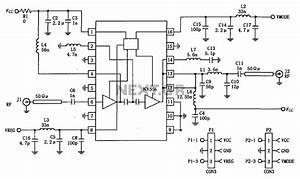 Rf Amplifier Circuit Page 4   Rf Circuits    Next Gr