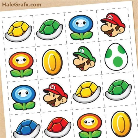 super mario brothers party ideas  supplies