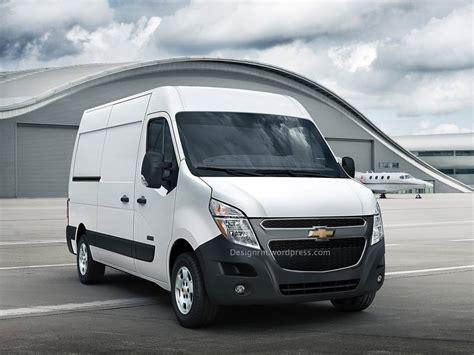 chevrolet express cargo van auto car update