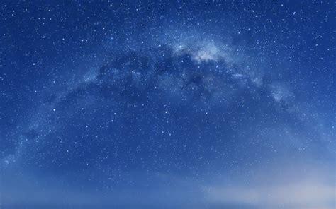 Apple Inc Milky Way Macintosh Night Sky Mountain Lion
