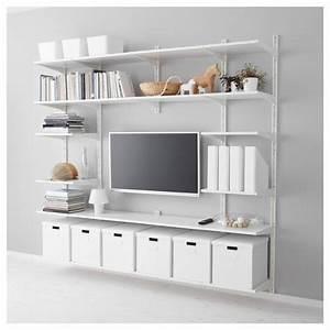 Regale Von Ikea : ikea regale einrichtungsideen f r mehr stauraum zu hause ~ Watch28wear.com Haus und Dekorationen