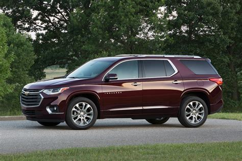 Motor Trend 2 by 2018 Chevrolet Traverse Drive Review Staycation