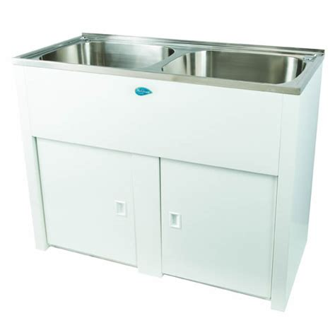 kitchen sink perth nugleam cabinet laundry cabinets sinks perth 2814