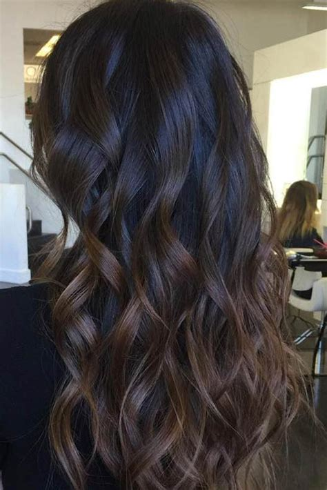 Darker Brown Hair by 17 Great Ombre Styles For Darker Ombre Hair Hair