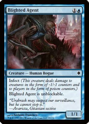 deck of the day legacy infect