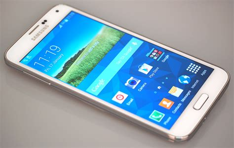 phone review samsung galaxy s5 review